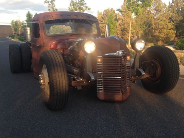 39 48 kb2 international rat rod truck 12v cummins dually. Black Bedroom Furniture Sets. Home Design Ideas