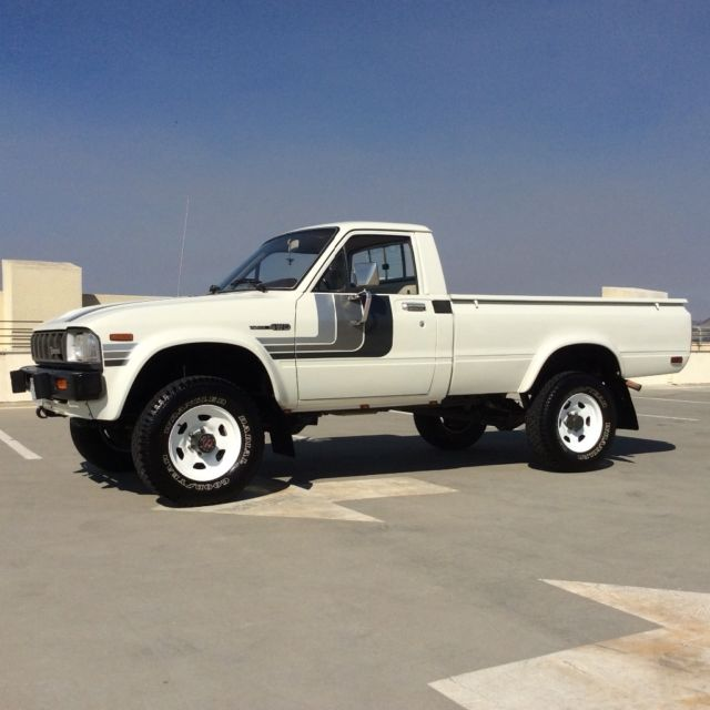 toyota hilux pickup for sale in usa autos post. Black Bedroom Furniture Sets. Home Design Ideas