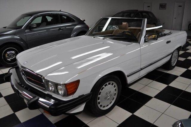 500 series garaged kept service records texas car for Mercedes benz of pompano service