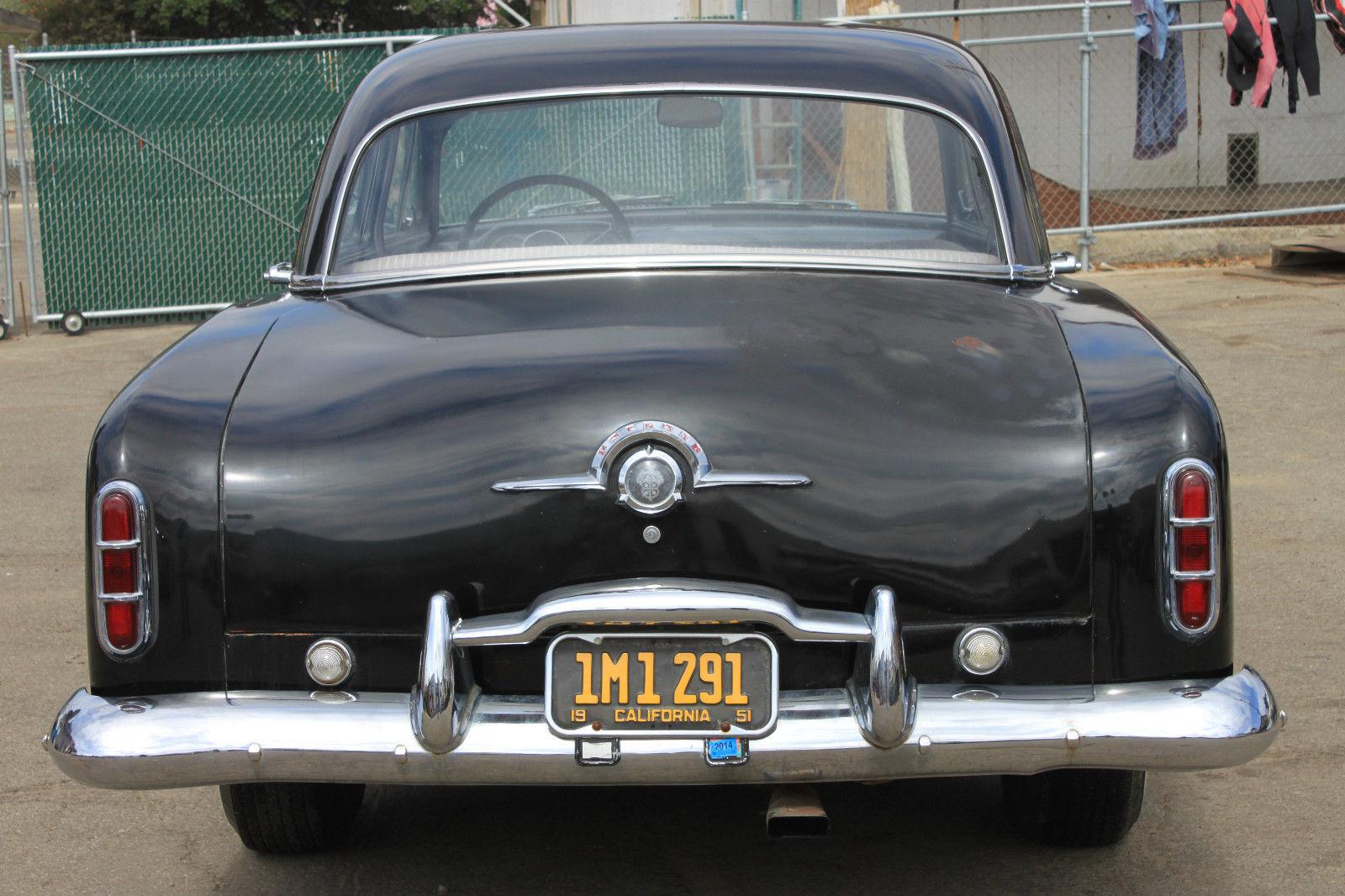 51 Packard Hot Rod Rat Rod Surviver Vintage Classic