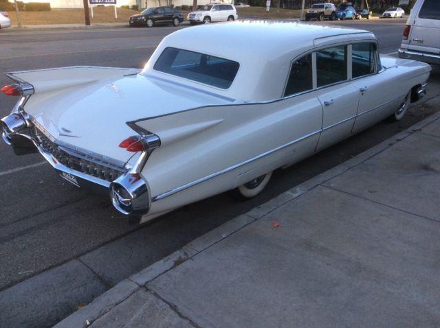 59 Cadillac Fleetwood 75 Limousine