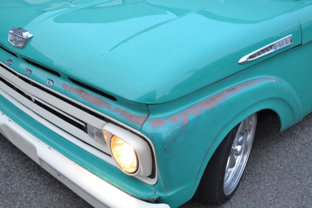 Cars For Sale Spokane >> 62 Ford F100 Unibody Shortbox