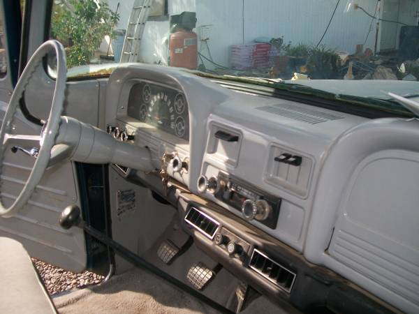 63 Chevy Wagon Wiring Diagram