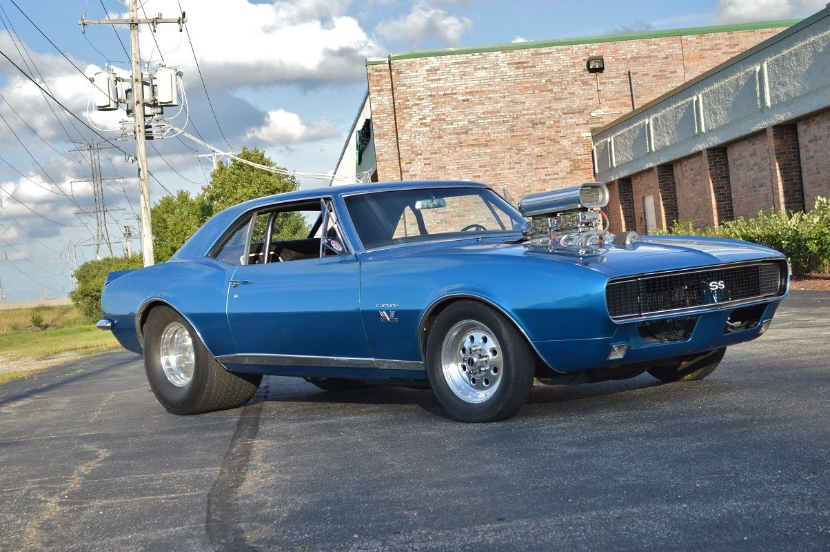 67 camaro rs pro street for sale in chicago illinois. Black Bedroom Furniture Sets. Home Design Ideas