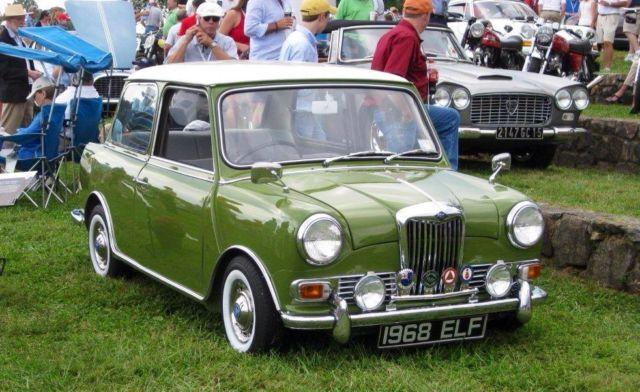 68 Riley Elf MKIII, VERY RARE! Mini Cooper Wolseley Hornet ...