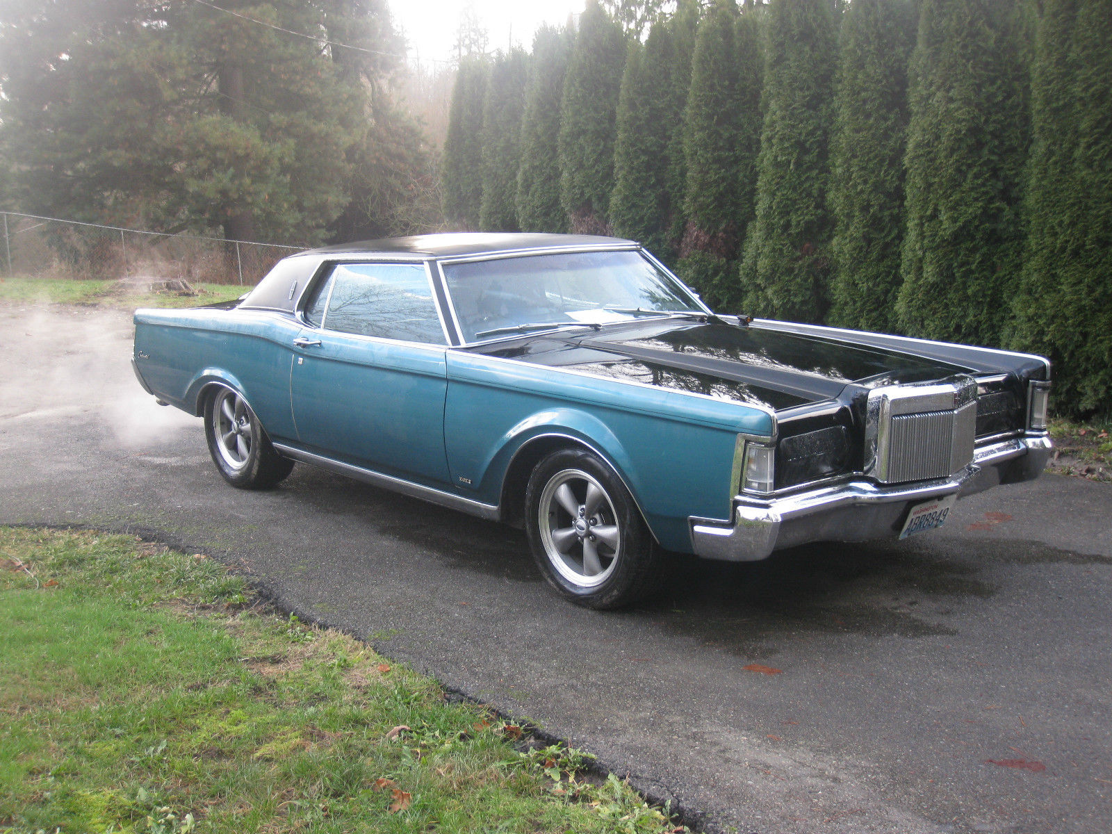 69 lincoln continental mark iii rebuilt motor and trans for sale in lynnwood washington united. Black Bedroom Furniture Sets. Home Design Ideas