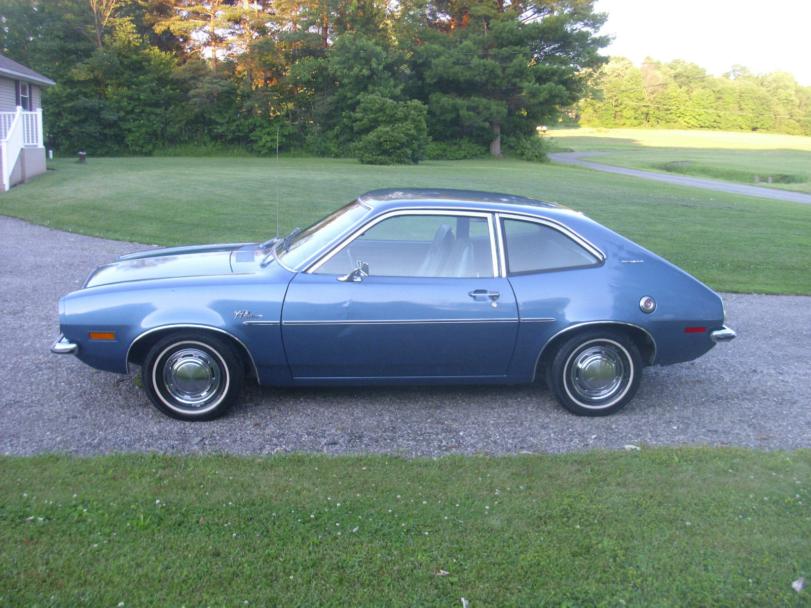 1972 Ford pinto price