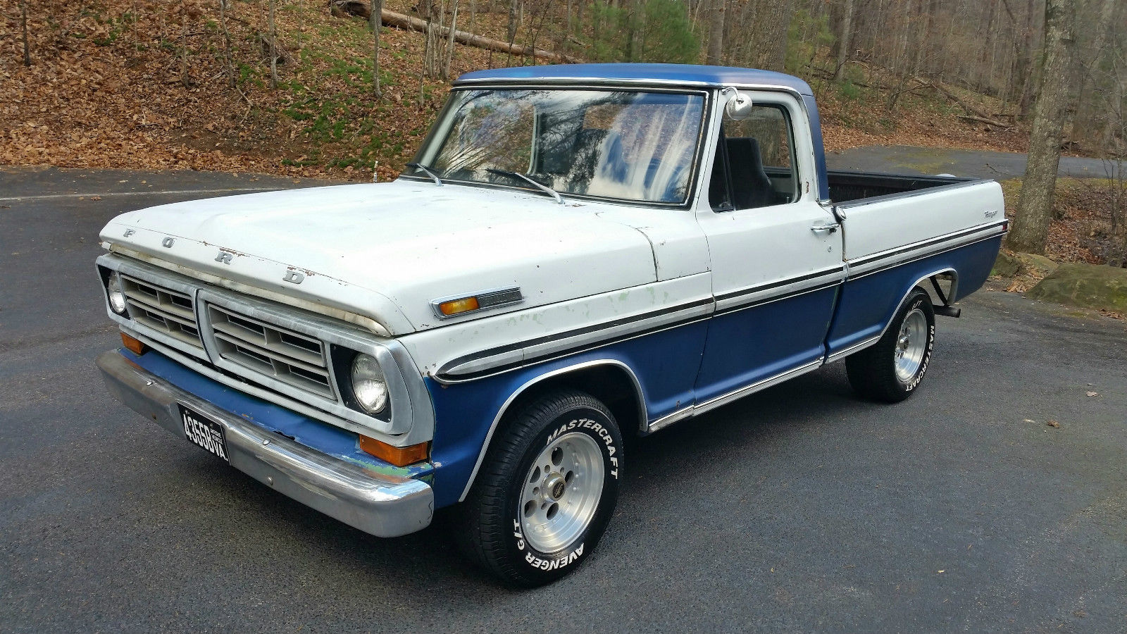 72 ford ranger f100 shortbed 70 mustang 351w 4 speed power steering 67 68 69 71 for sale in