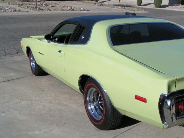 73 Dodge Charger Se