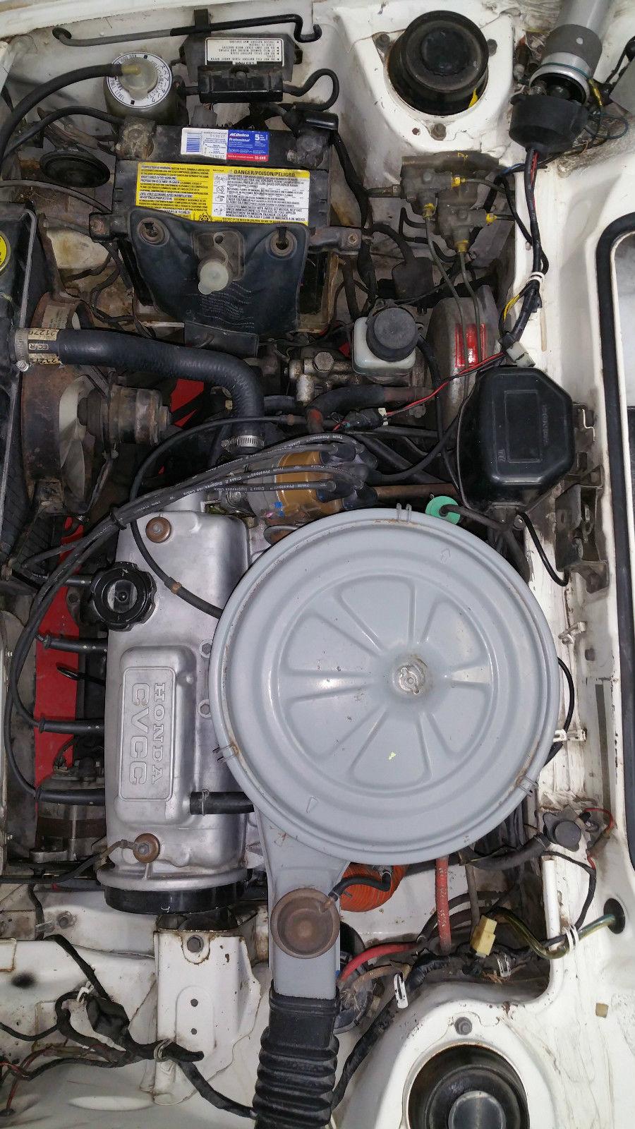 77 Honda Civic Cvcc For Sale In Santa Ana California United States 1970 1977