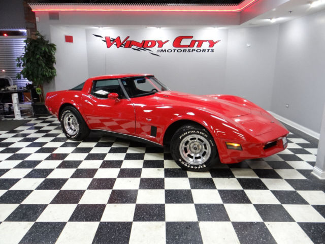 79 Chevy Corvette Stingray Coupe L82 T Tops Recent Paint
