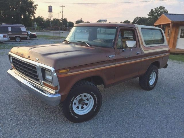 79 Ford Bronco Vintage Minty