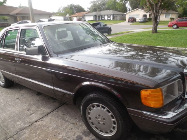 83 mb 300sd 5 cylinder bullet proof straight eng turbo for Mercedes benz diesel for sale in florida