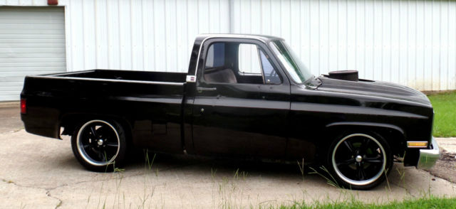 85 GMC C-10 TRUCK BLOWN 383 3.2 WHIPPLE SUPERCHARGER