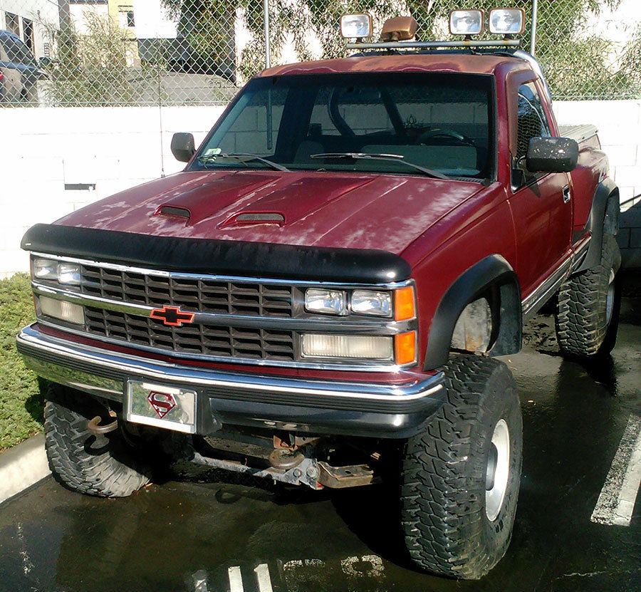 together with Large together with  also  together with . on 1989 chevy 1500 stepside