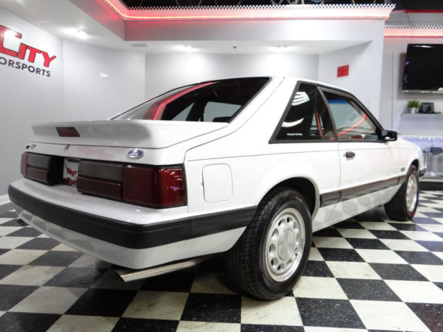 90 Ford Mustang Lx 5 0 Hatchback Low Miles Gt 40 Intake B