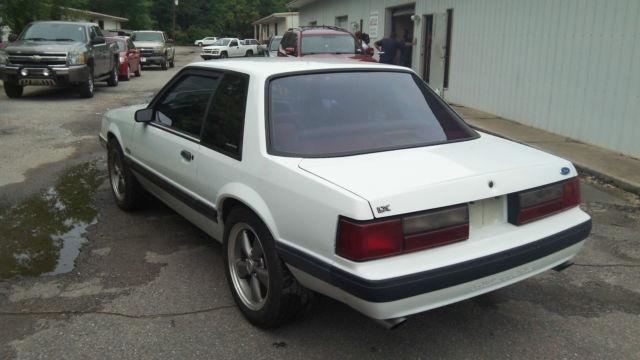91 Mustang Lx Notchback 5 0 Stroker