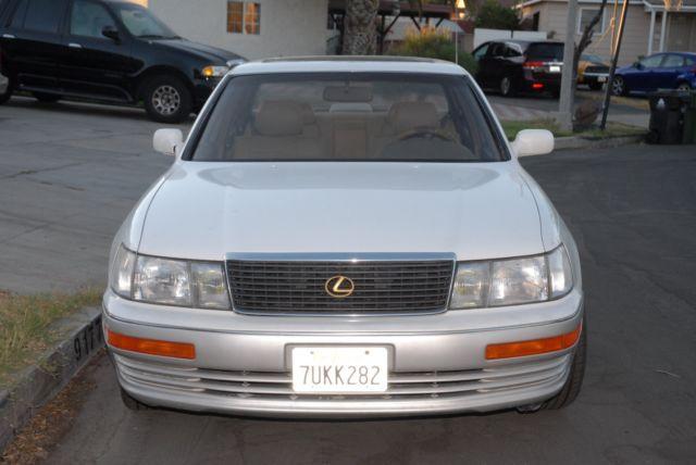 1994 Lexus Sc400 Timing Belt