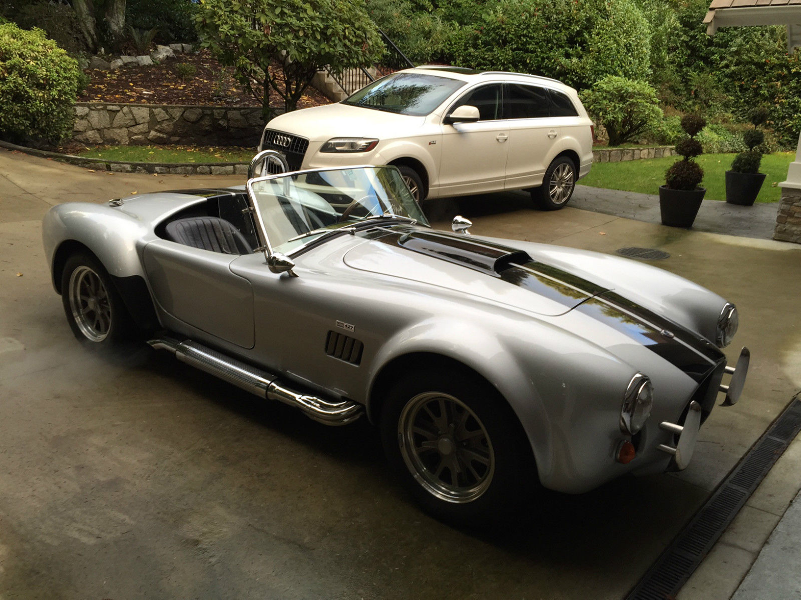ac cobra 427 professionally built kit car by classic roadsters. Black Bedroom Furniture Sets. Home Design Ideas