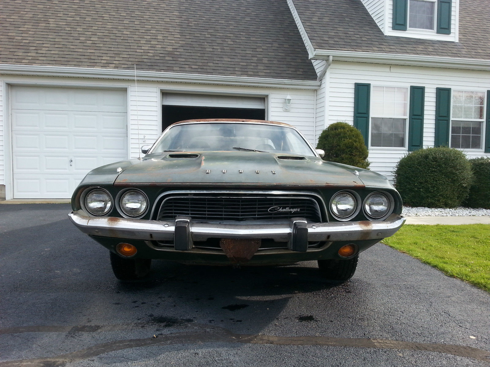 All Original 73 Dodge Challenger Rallye S Matching 73k Original