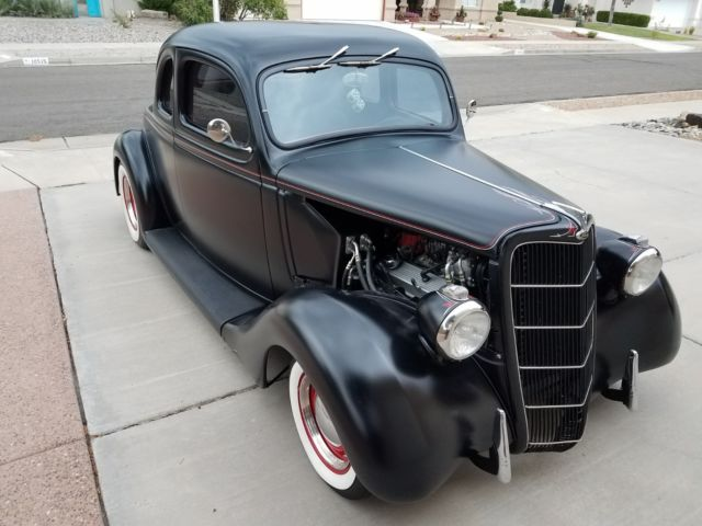 How To Read Ford Vin Number >> All Steel 1935 Ford 5-Window Business Coupe Hot Rod ...