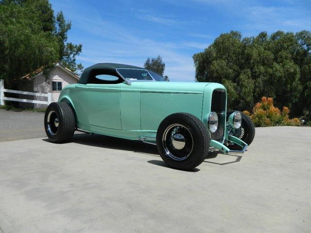 Alloway Roadster Hot Rod Street Rod Classic Duece Show Car