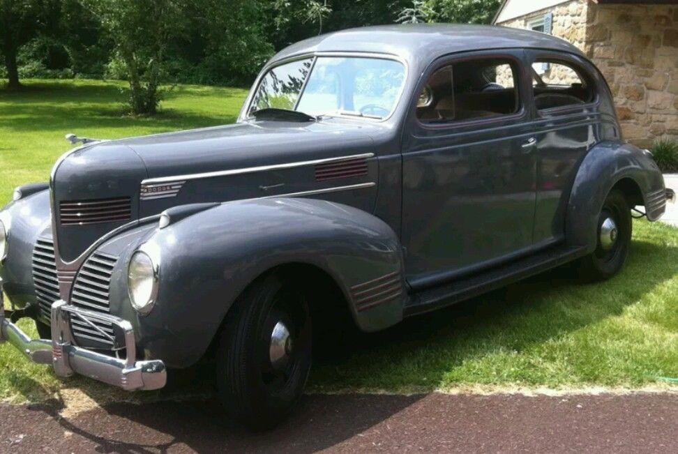 Antique 1939 dodge luxury liner special d11 2 door sedan for 1940 dodge 4 door sedan