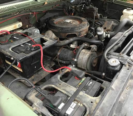 Classic 4X4 Trucks For Sale >> Army Surplus Military Chevrolet K5 Blazer M1009 CUCV 4x4 truck