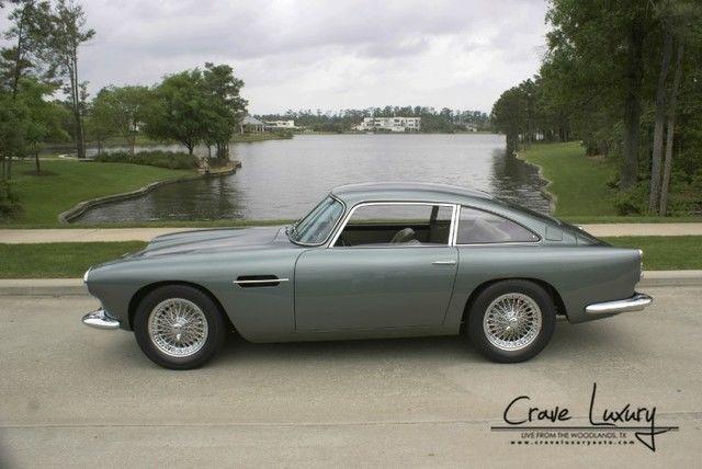 aston martin db4 concourse premium restoration crave luxury auto.