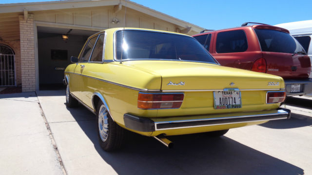 Audi LS Door Sedan Rare - Audi 100 ls for sale