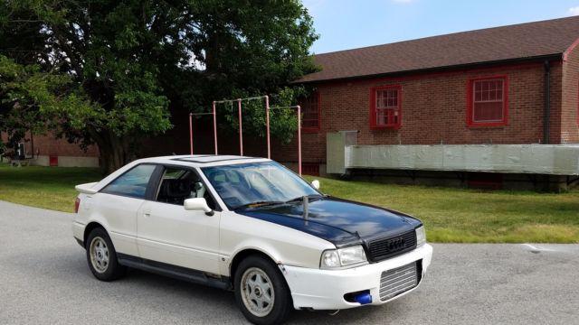 Audi Coupe Quattro Turbo VEMS - Audi coupe quattro for sale