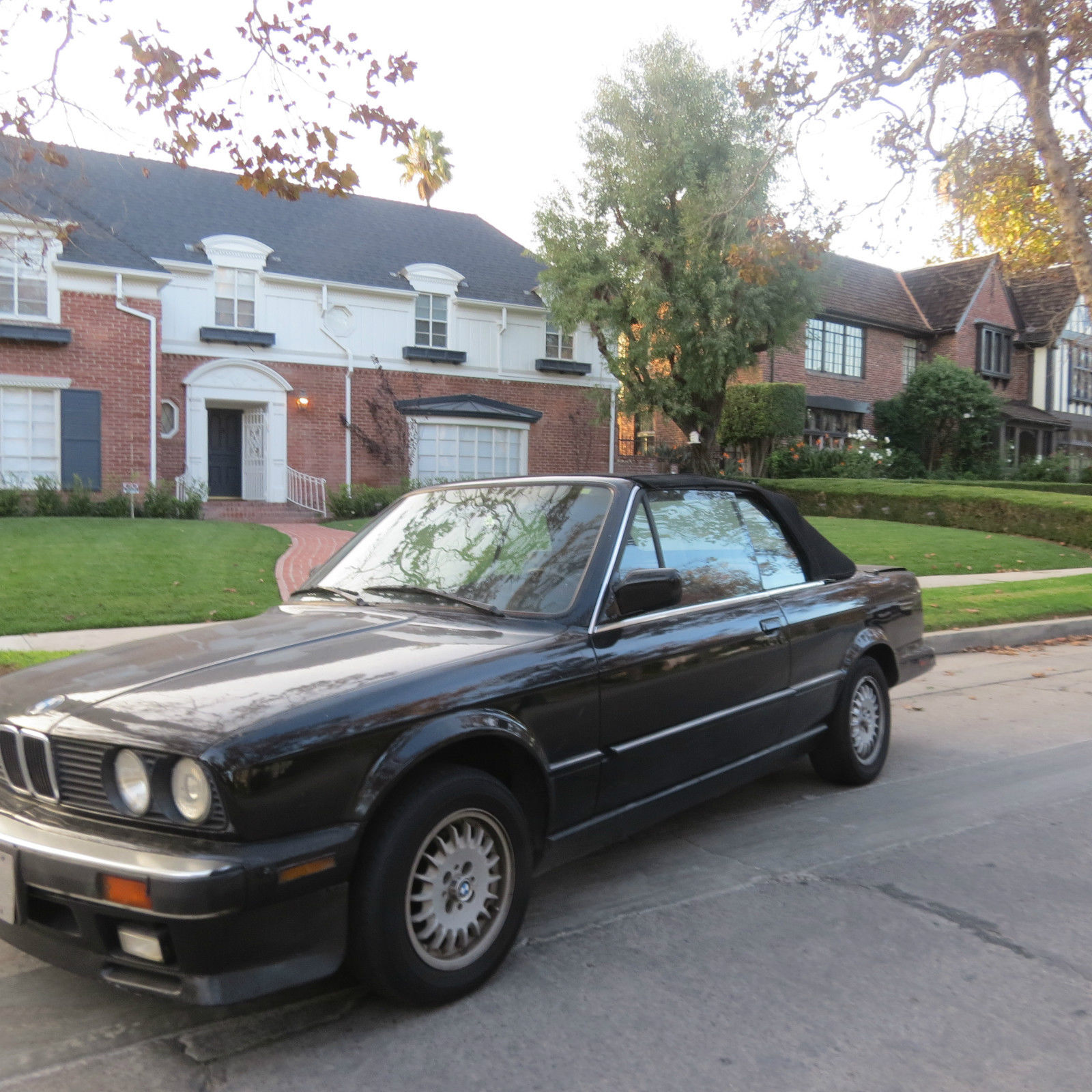 Awesome Fun Custom No Reserve 1988 Bmw 325i Automatic Great Ca Spark Plugs Convertible