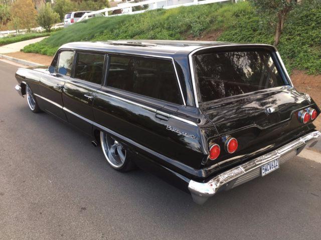 Beautiful 1963 Biscayne Bel Air Wagon