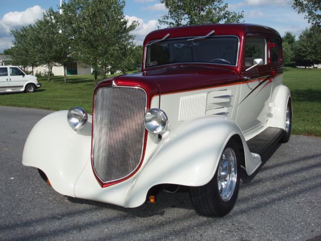 Beautiful And Rare 1934 Plymouth 2 Door Sedan