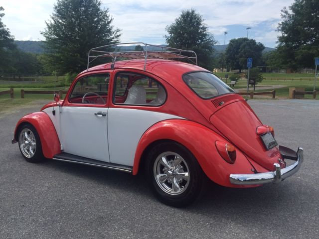 Beautiful Feature Magazine Car 1965 Volkswagen Beetle Bug
