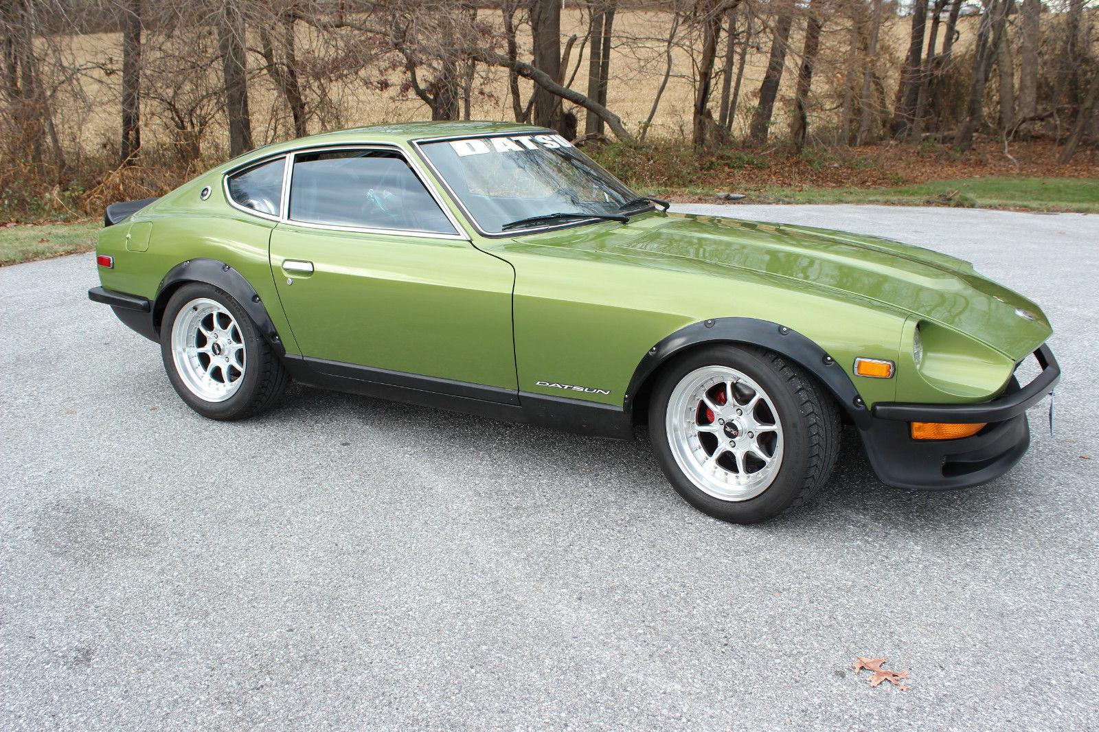 Nissan Of Chesapeake >> Beautifully Restored and Modified 1972 Datsun 240Z