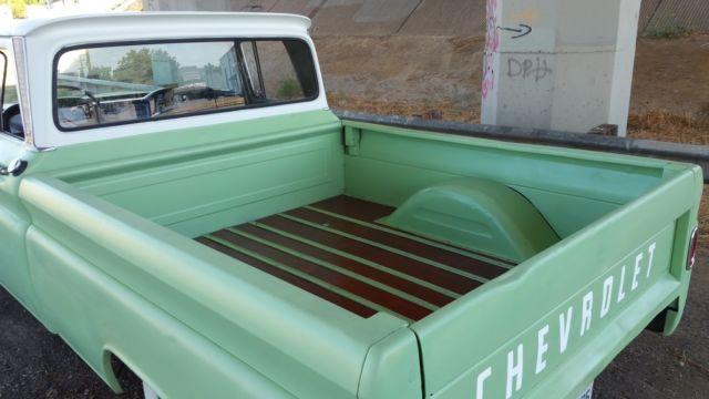 1964 1965 1966 Chevrolet GMC Pickup Truck Windshield Glass Clear