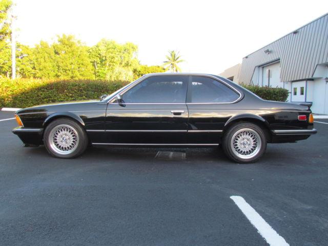bmw 635csi euro version