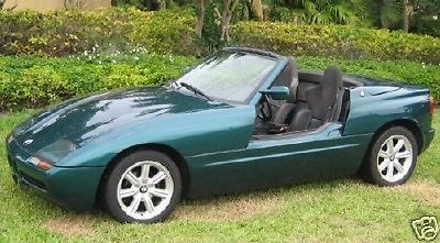 bmw z1 one of the very few in the usa. Black Bedroom Furniture Sets. Home Design Ideas