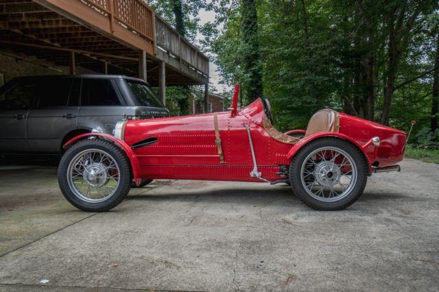 bugatti type 35 37 replica kit car. Black Bedroom Furniture Sets. Home Design Ideas