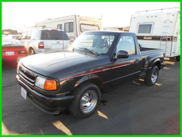 c 1993 splash used 4l v6 12v automatic pickup truck no reserve. Black Bedroom Furniture Sets. Home Design Ideas