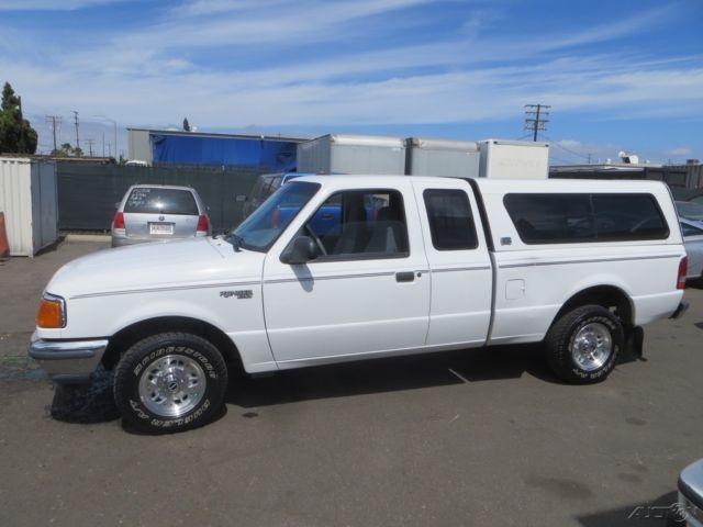 c 1994 ford ranger xlt used 4l v6 12v manual pickup truck