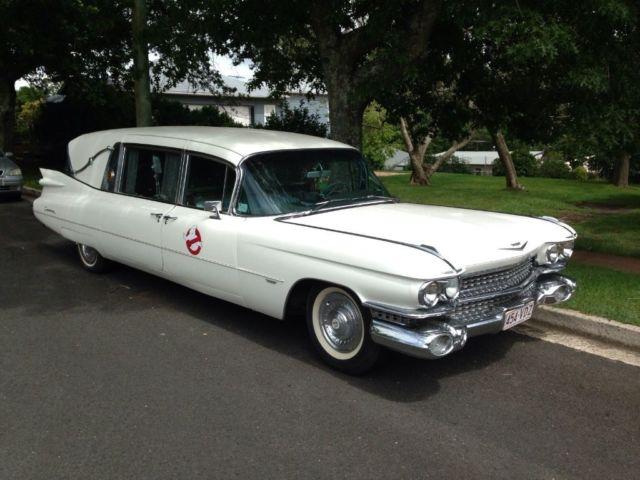 Cadillac 1959 Hearse Superior Classic Car
