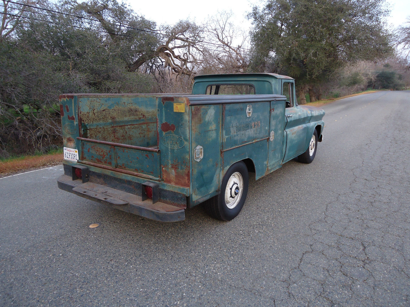Utility Truck Beds For Sale In California