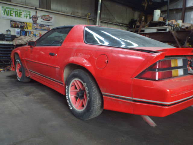 Cheap 89 Rs Camaro No Reserve For Sale In Clifton