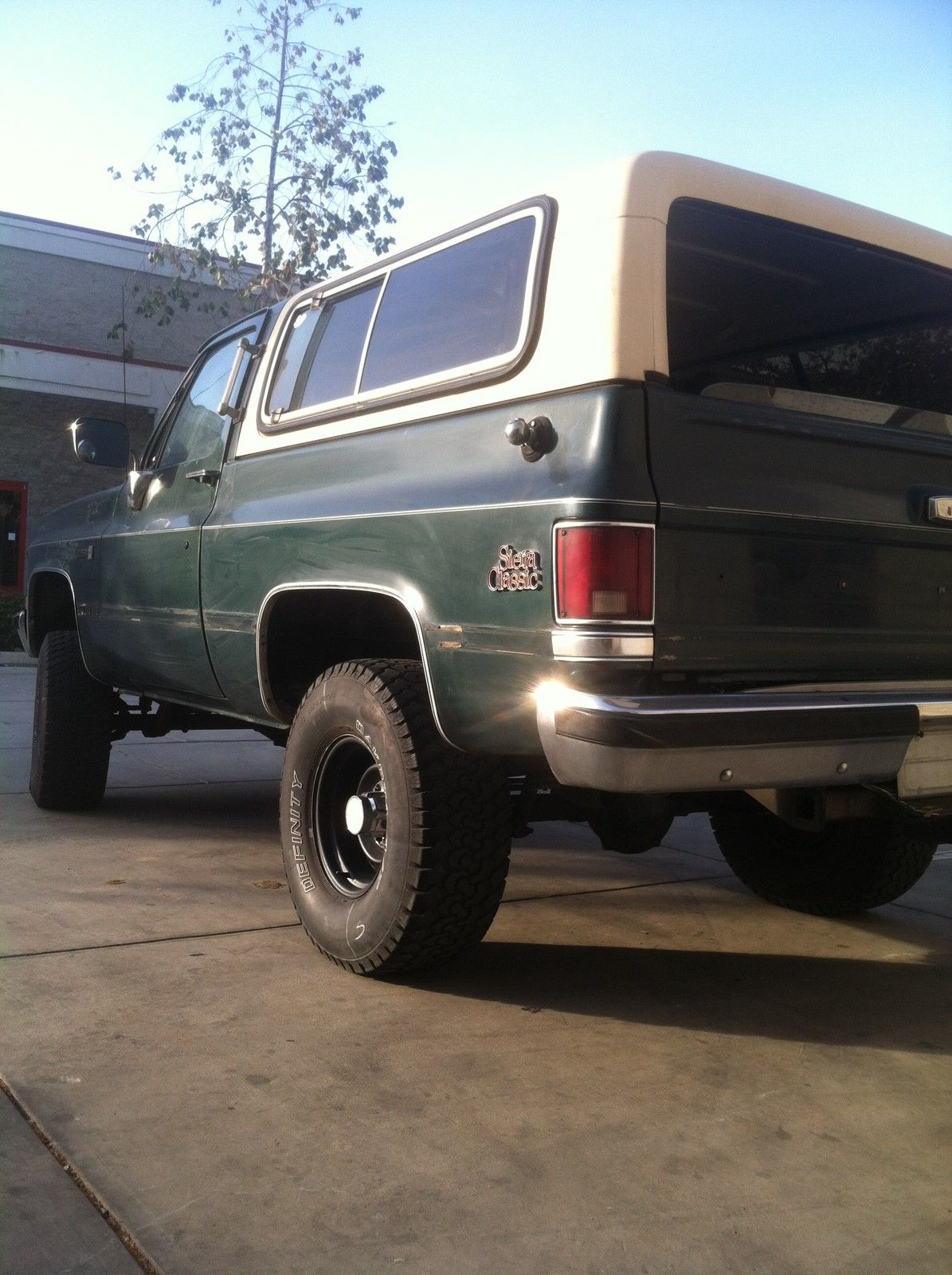 Chevy Blazer Gmc Jimmy 4x4 4wd California Truck Chevrolet K5