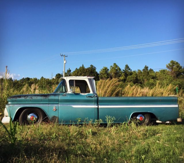 Chevy C10 Pickup Truck Patina 1963 Chevrolet Vintage Classic