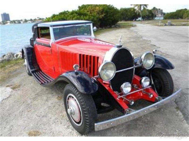 classic 1929 bugatti type 41. Black Bedroom Furniture Sets. Home Design Ideas