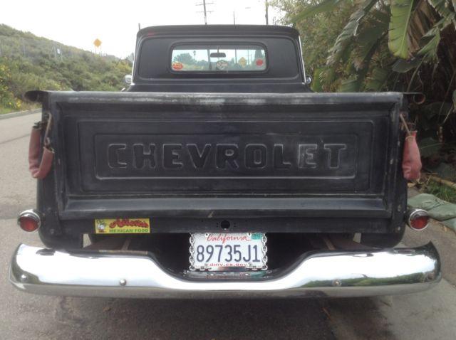 Classic 1964 Chevrolet C 10 Longbed Stepside Truck