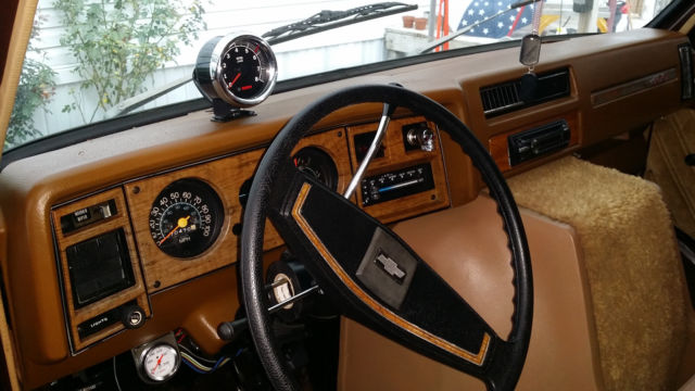Chevy Muscle Cars >> CLASSIC 1977 CHEVROLET G20 BEAUVILLE SHORTY CUSTOM VAN ...